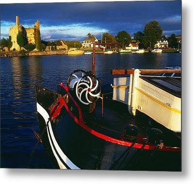 Dromineer, Lough Derg, Co Tipperary Metal Print by The Irish Image Collection