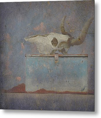 Drought Metal Print by Jeff Burgess