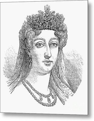 Duchess Of Angoul�me Metal Print by Granger