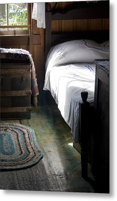 Dudley Farmhouse Interior No. 1 Metal Print by Lynn Palmer