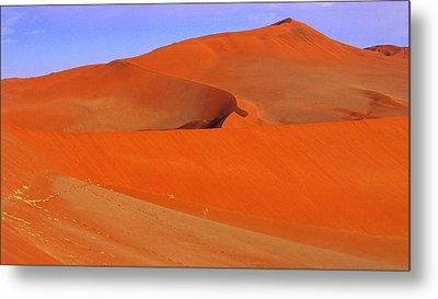 Dunes Metal Print by Len Combrinck