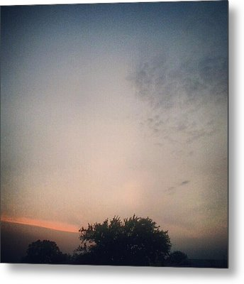 Dusk... #andrography #nexuss #random Metal Print by Kel Hill