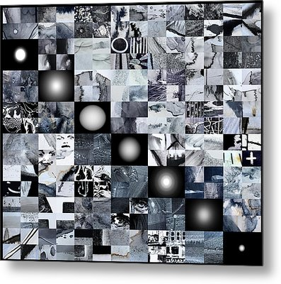 Dystopia Metal Print by Fine Art  Photography