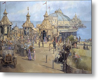 Eastbourne Metal Print by Peter Miller