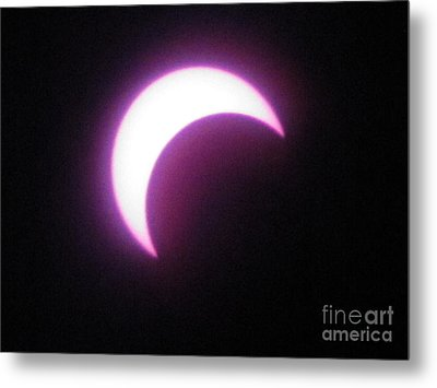 Eclipse9 2012 Metal Print