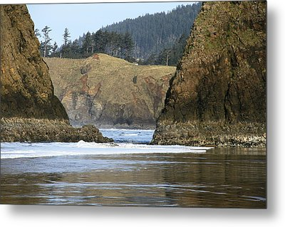 Ecola From Chapman Pt. Metal Print