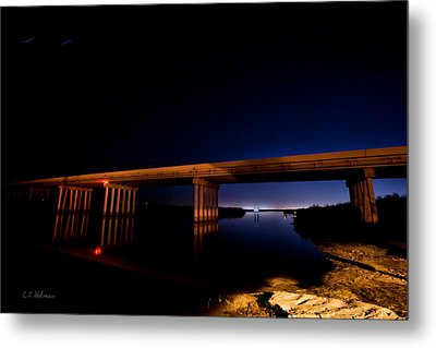 Edge Of Morning Metal Print by Christopher Holmes