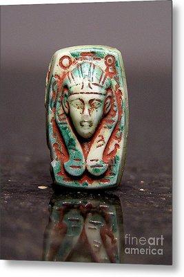Egyptian 371 Metal Print by Dwight Goss