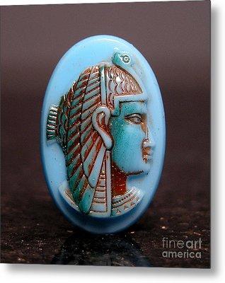 Egyptian 376 Metal Print by Dwight Goss