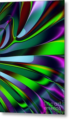 Eichler Is Lost . S9 Metal Print by Wingsdomain Art and Photography