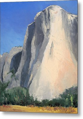 El Capitan Metal Print by Jennifer Kane