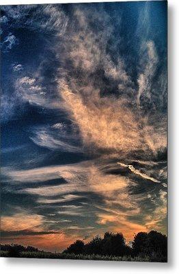 El Greco Sunset Metal Print by Richard Cummings