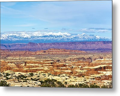 Elecidations Of Echelons Of Epochs Metal Print by Scotts Scapes