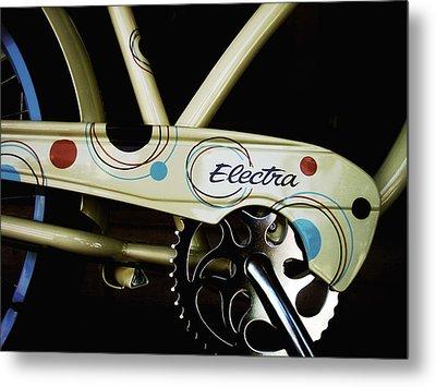 Electra  Metal Print by Ann Powell
