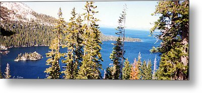 Emerald Bay Metal Print by C Sitton