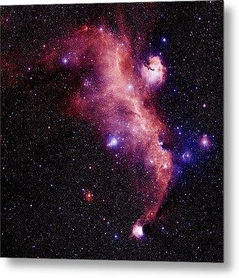 Emission Nebulae Metal Print