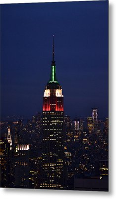 Empire State Building1 Metal Print