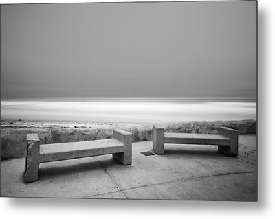Emptiness Metal Print by Larry Marshall