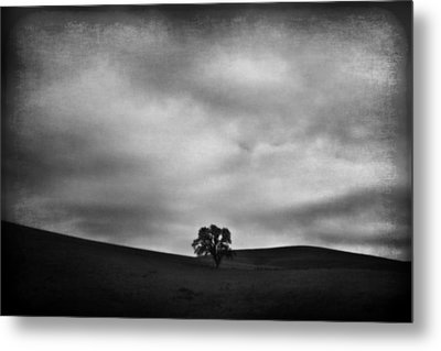 Emptiness Metal Print by Laurie Search