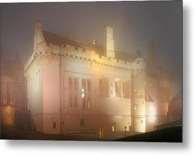 Enchanted Stirling Castle Scotland  Metal Print by Christine Till