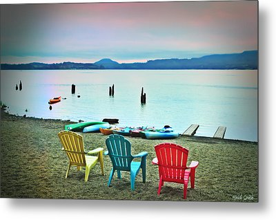 Endless Summer Metal Print by Heidi Smith