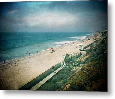 Escape For A Day Metal Print by Laurie Search