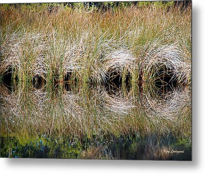 Escape Hatches Metal Print by Kay Lovingood