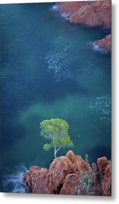 Esterel Mountains Metal Print by LP photographie