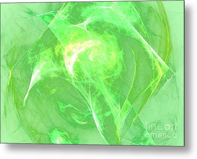 Metal Print featuring the digital art Ethereal by Kim Sy Ok
