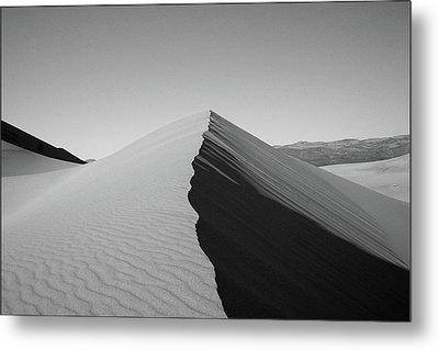 Eureka Dunes, Death Valley National Park Metal Print by Gary Koutsoubis