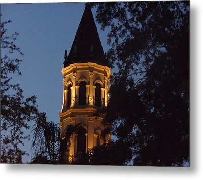 Evening Peace Metal Print by Helen Haw