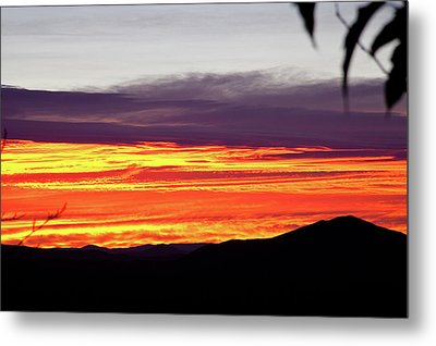Extreme Sunrise Metal Print