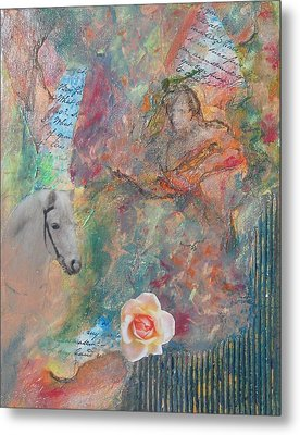 Fairy Tales Metal Print by Terry Cullen