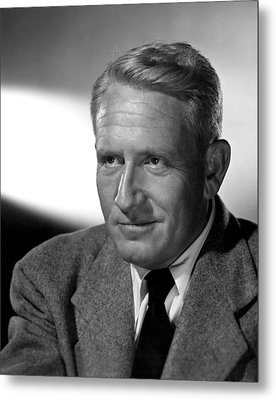 Fathers Little Dividend, Spencer Tracy Metal Print
