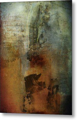 Faults Of Mine  Metal Print by Empty Wall
