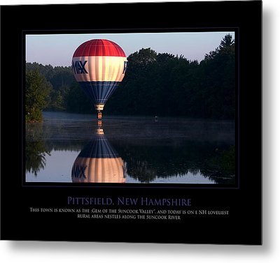 Feel Like Floating Metal Print by Jim McDonald Photography