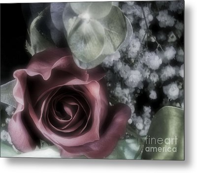 Metal Print featuring the photograph Feel My Breath by Janie Johnson