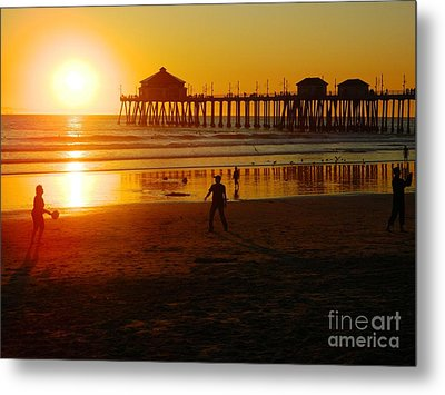 Metal Print featuring the photograph Feels Like Summer by Everette McMahan jr