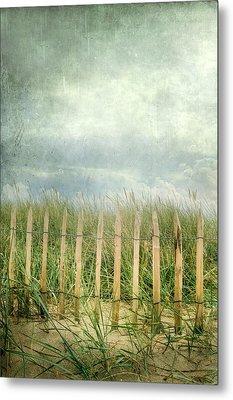 Fence Metal Print by Joana Kruse
