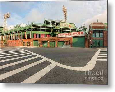 Fenway Park II Metal Print by Clarence Holmes
