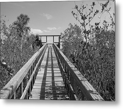 Metal Print featuring the photograph Final Entrance by Bill Lucas