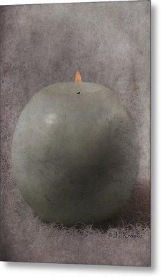 Fire Ball Metal Print by John Knapko