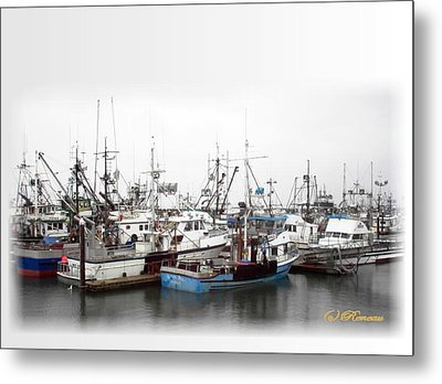 Metal Print featuring the photograph Fishing Nirvana by Sadie Reneau