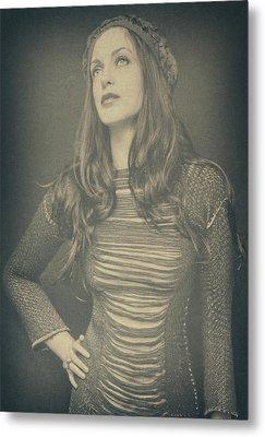 Florence  Metal Print by Pawel Piatek