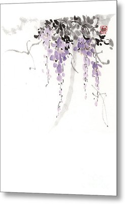 Flowers Metal Print by Japan collection