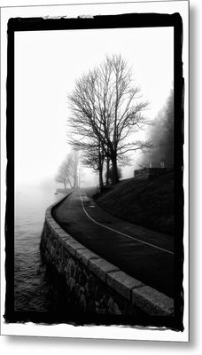 Foggy Day V-6 Metal Print by Mauro Celotti