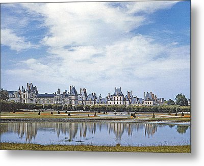 Fontainebleau Palace  Metal Print