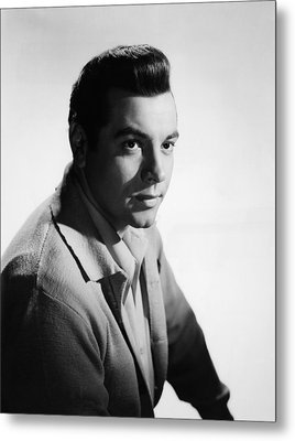 For The First Time, Mario Lanza, 1959 Metal Print