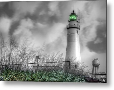 Fort Gratiot Lighthouse Metal Print