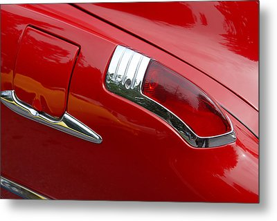 Metal Print featuring the photograph Fortynine Buick by John Schneider